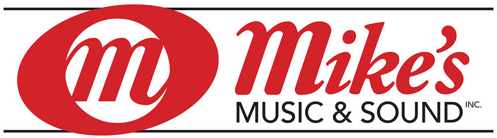 mikes music logo