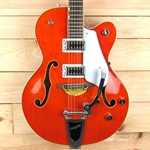G5420T Electromatic Hollow Body with Bigsby, Single-cut, Orange Stain