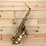 Antigua AS4240LQ Power Bell Alto Sax