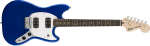 0371220587 Squier Bullet Mustang HH, Indian Laurel Fingerboard, Imperial Blue