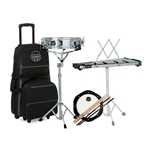 Mapex Rolling Combo Bell/Snare kit