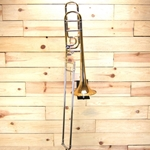 "Jupiter JTB-1150FRO Trombone, F Attachment, .547"" Large Bore, Open Wrap"