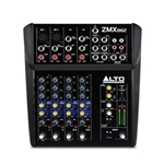 Alto Zephyr 6-channel, 2-bus, 8-input mixer with ZMX mic pre's and EQ