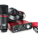 Focusrite - Scarlett Solo Studio (2nd Gen) - Audio Interface