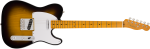 0140179703 Fender Classic Series '50s Telecaster Lacquer, Maple Fingerboard, 2-Color Sunburst