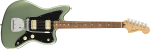 0146903519 Fender Player Jazzmaster, Pau Ferro Fingerboard, Sage Green Metallic