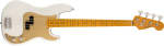 0140064701 Fender 50s Precision Bass Lacquer, Maple Fingerboard, White Blonde