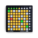 Novation Launchpad Mini 64 Multi-Colored Pad Controller, Black