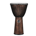 "LP 12.5"" Rope Djembe - Copper Finish"