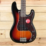 Squier Classic Vibe '60s Precision Bass, 3-Color Sunburst, Laurel Fingerboard