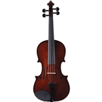 Palatino 4/4 Size Student Violin w/Case, Rosin, Bow