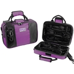 Protec Max Clarinet Case - Purple