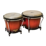 LP CP Traditional Vintage Sunburst Bongos