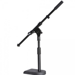 On Stage Bass Drum / Boom Combo Mic Stand