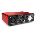 Focusrite Scarlette Solo (2nd Gen) USB Audio Interface