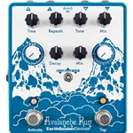 EarthQuaker Devices Avalanche Run v2 Stereo Delay & Reverb w/Tap Tempo