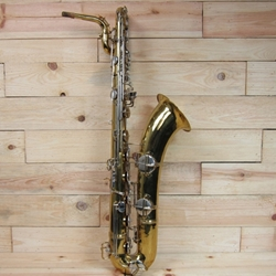 Conn 12M Naked Lady Baritone Sax (1953)
