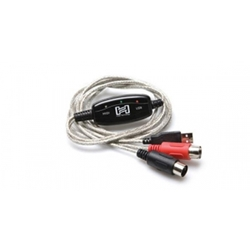 Hosa USB-Midi Cable